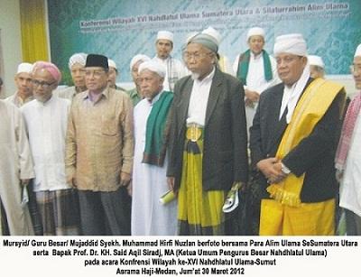 Tuan Guru Syehk. Muhammad Hirfi Nuzlan F